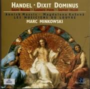 HAENDEL - Minkowski - Laudate pueri Dominum en fa majeur (Psaume 113), p