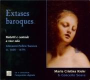 Extases baroques (Motetti e cantate a voce sola)