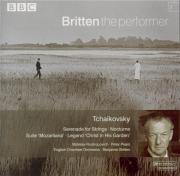 TCHAIKOVSKY - Britten - Sérénade pour orchestre à cordes en ut majeur op