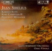 SIBELIUS - Vänskä - Karelia, suite pour orchestre op.11