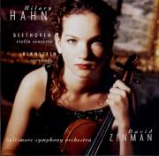 BEETHOVEN - Hahn - Concerto pour violon en ré majeur op.61