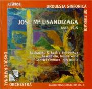 Musique par des compositeurs Basques Vol.2