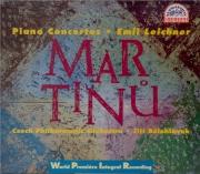 MARTINU - Leichner - Concerto pour piano n°1 H.149