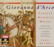 VERDI - Levine - Giovanna d'Arco (La pucelle d'Orléans), opéra en trois