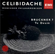 BRUCKNER - Celibidache - Symphonie n°7 en mi majeur WAB 107