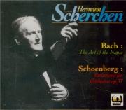 BACH - Scherchen - Art de la fugue (L') BWV 1080