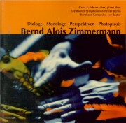 ZIMMERMANN - Kontarsky - Dialoge
