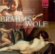 Lieder de Brahms et Wolf