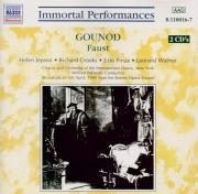 GOUNOD - Pelletier - Faust (live MET, 6 - 4 - 1940) live MET, 6 - 4 - 1940