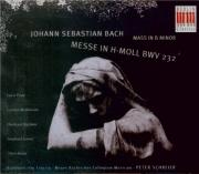 BACH - Schreier - Messe en si mineur, pour solistes, chœur et orchestre