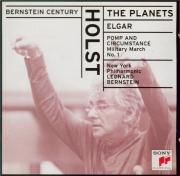 HOLST - Bernstein - The Planets (Les planètes), pour orchestre op.32