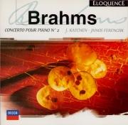 BRAHMS - Katchen - Concerto pour piano et orchestre n°2 en si bémol maje