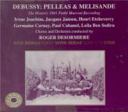 DEBUSSY - Desormiere - Pelléas et Mélisande