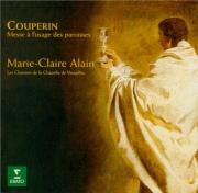 COUPERIN - Alain - Messe à l'usage des paroisses pour les festes solenne