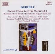 Sacred choral & organ works vol.1