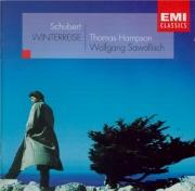 SCHUBERT - Hampson - Winterreise (Le voyage d'hiver) (Müller), cycle de