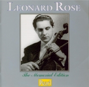 Leonard Rose - The Memorial Edition