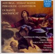 ASTORGA - Hengelbrock - Stabat Mater
