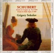 SCHUBERT - Sokolov - Sonate pour piano en sol majeur op.78 D.894 'Fantas