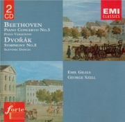 BEETHOVEN - Gilels - Concerto pour piano n°5 op.73 'Empereur'