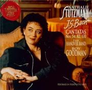 BACH - Stutzmann - Vergnügte Ruh, beliebte Seelenlust, cantate pour soli