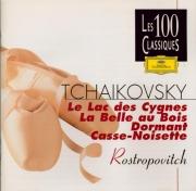 TCHAIKOVSKY - Rostropovich - Le Lac des cygnes, suite de ballet op.20a