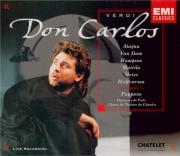 VERDI - Pappano - Don Carlos, opéra en cinq actes (version originale 186