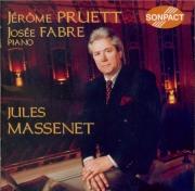 MASSENET - Pruett - Mélodies
