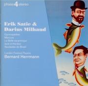 SATIE - Herrmann - Les aventures de Mercure