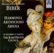 BIBER - Rare Fruits Cou - Harmonia artificiosa