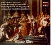 Messe du Sacre de Napoléon 1er (première mondiale)