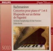 RACHMANINOV - Kocsis - Concerto pour piano n°1 en fa dièse mineur op.1