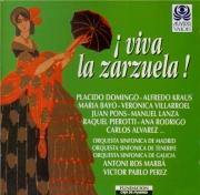 ! Viva la zarzuela !