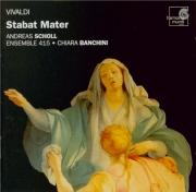 VIVALDI - Scholl - Stabat Mater en fa mineur, pour alto, cordes et b.c
