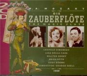 MOZART - Szell - Die Zauberflöte (La flûte enchantée), opéra en deux act Live salzburg 1959