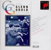 BEETHOVEN - Gould - Concerto pour piano n°5 en mi bémol majeur op.73 'L'