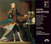 HAENDEL - Chance - Giustino, opéra en 3 actes HWV.37