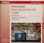 RACHMANINOV - Kocsis - Concerto pour piano n°2 en ut mineur op.18