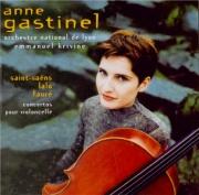 SAINT-SAËNS - Gastinel - Concerto pour violoncelle n°1 op.33