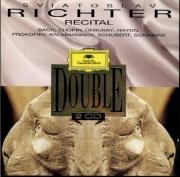 SCHUBERT - Richter - Allegretto pour piano en do mineur D.915