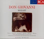 MOZART - Kubelik - Don Giovanni (Don Juan), dramma giocoso en deux actes
