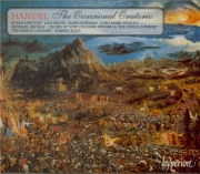 HAENDEL - King - Occasional oratorio HWV.62