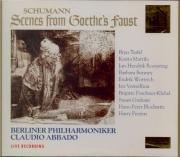 SCHUMANN - Abbado - Szenen aus Goethes Faust (Scènes du Faust de Goethe)