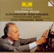 SCHUMANN - Pollini - Concerto pour piano et orchestre en la mineur op.54