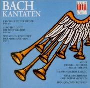 BACH - Rotzsch - Erschallet, ihr Lieder, erklinget, ihr Saiten!, cantate