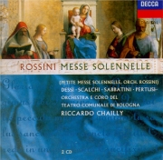ROSSINI - Chailly - Petite messe solennelle