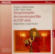 Concertos pour flûte du XVIIIème siècle
