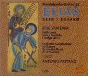 MENDELSSOHN-BARTHOLDY - Pappano - Elias, oratorio pour solistes et chœur