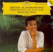MOZART - Pires - Sonate pour piano n°7 en do majeur K.309 (K6.284b)