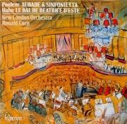 POULENC - Corp - Aubade, concerto chorégraphique pour piano et dix-huit